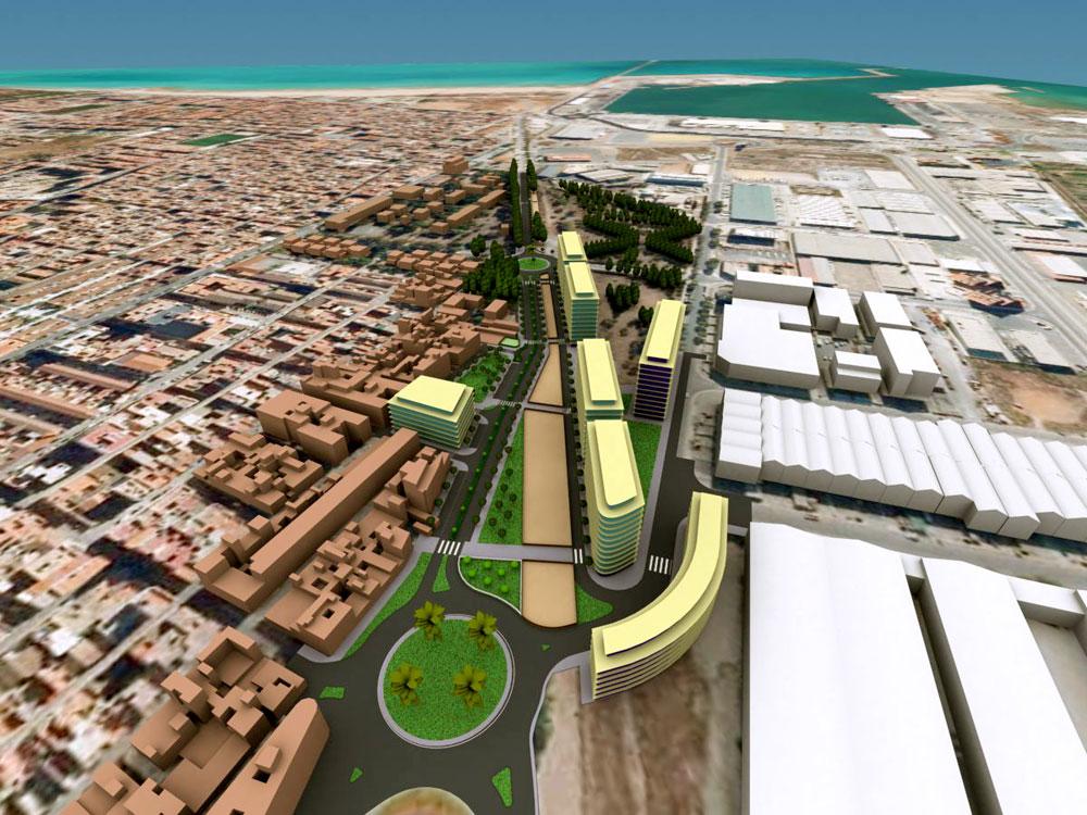 Proyectos urbanos arquitectura en valencia estudio de for Proyectos arquitectura